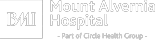 BMI Mount Alvernia hospital logo