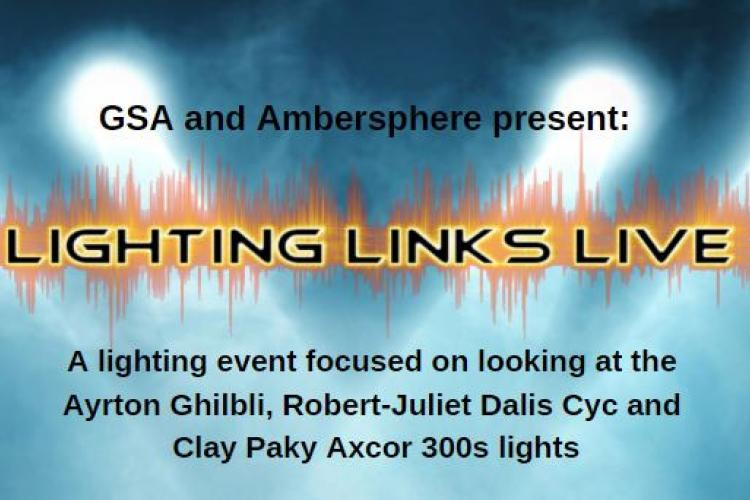 Lighting Links live