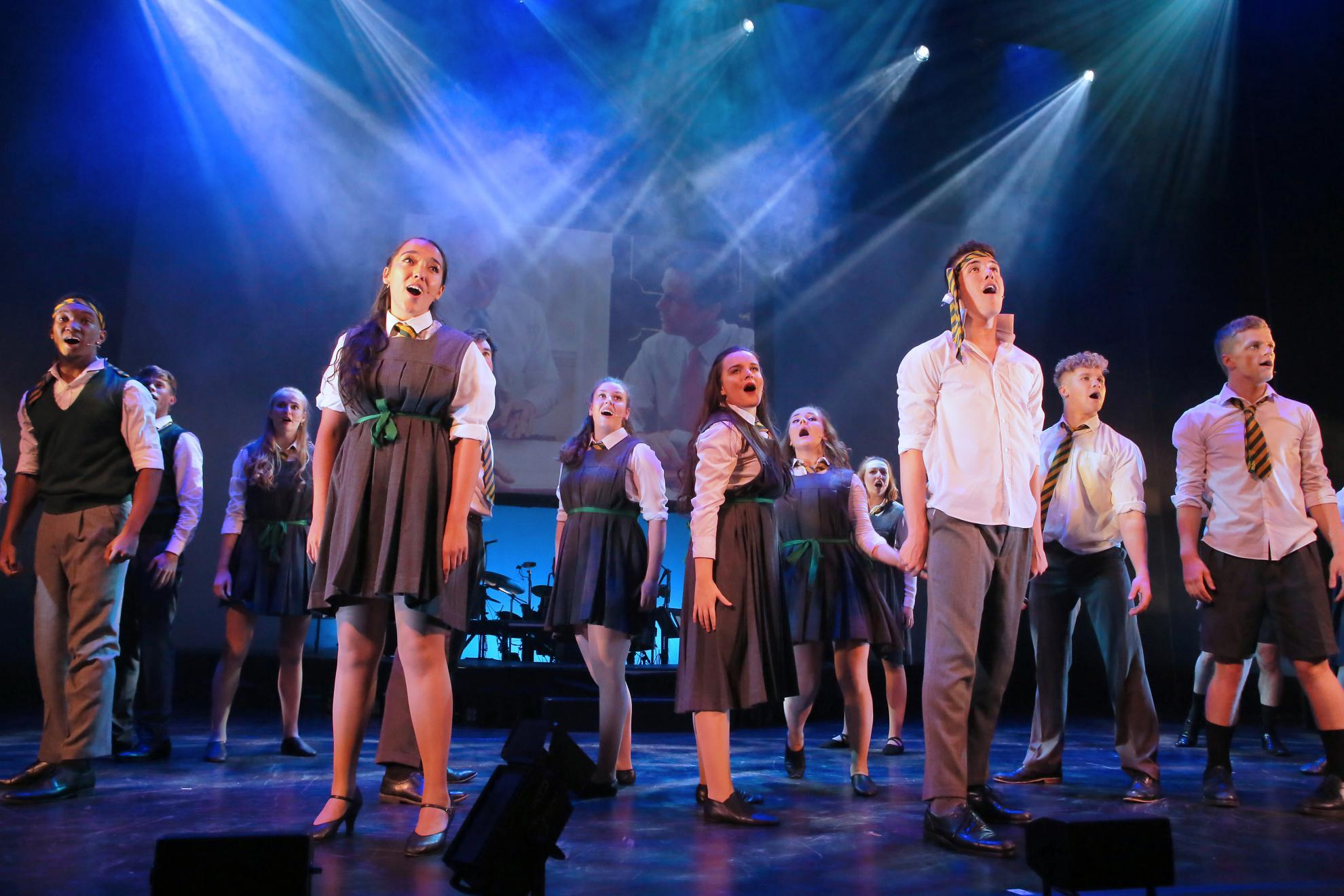 Fabulous 50, Musical theatre