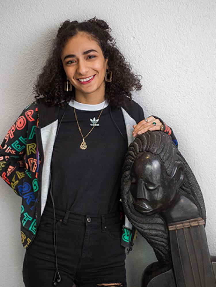 Photo of Farah Abdelwahab
