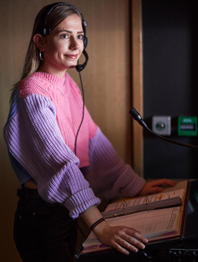 Photo of Freya Stern