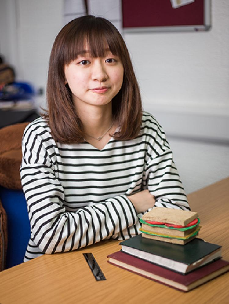 Photo of <span>Rita (Yi-Rou) Tsai</span>