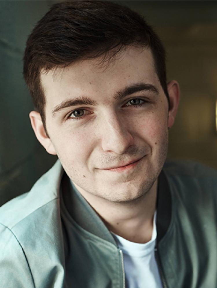Photo of Andrew Houghton