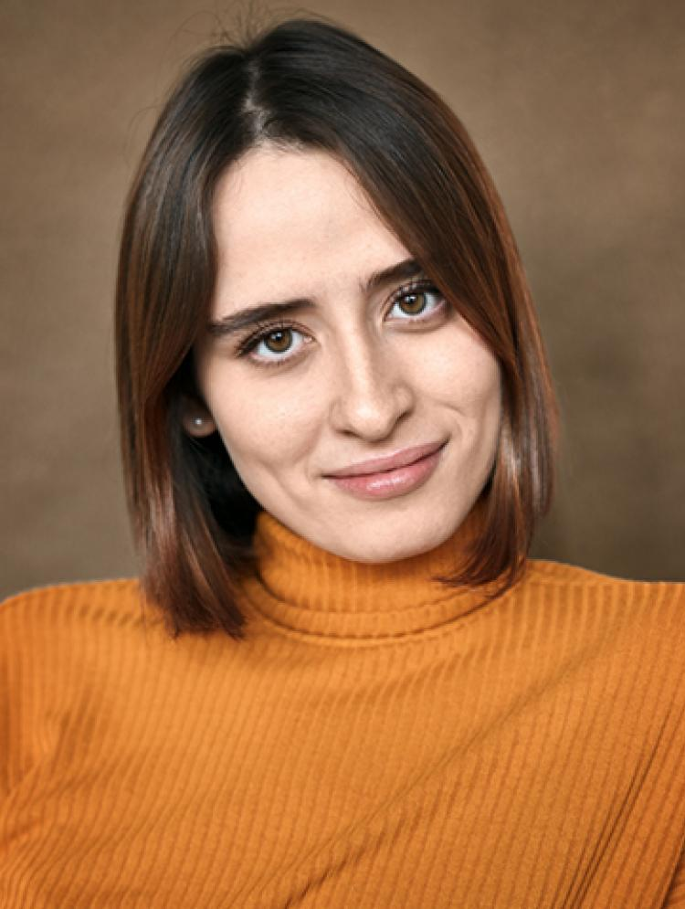 Photo of Eleni Tipou