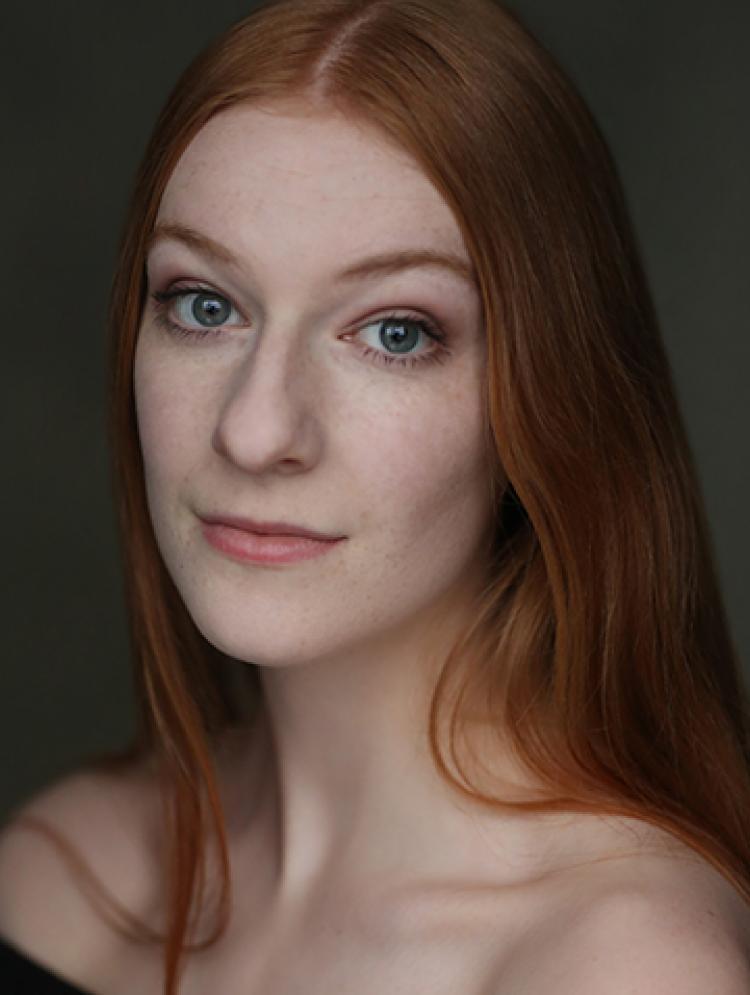 Photo of Lucy Ivison