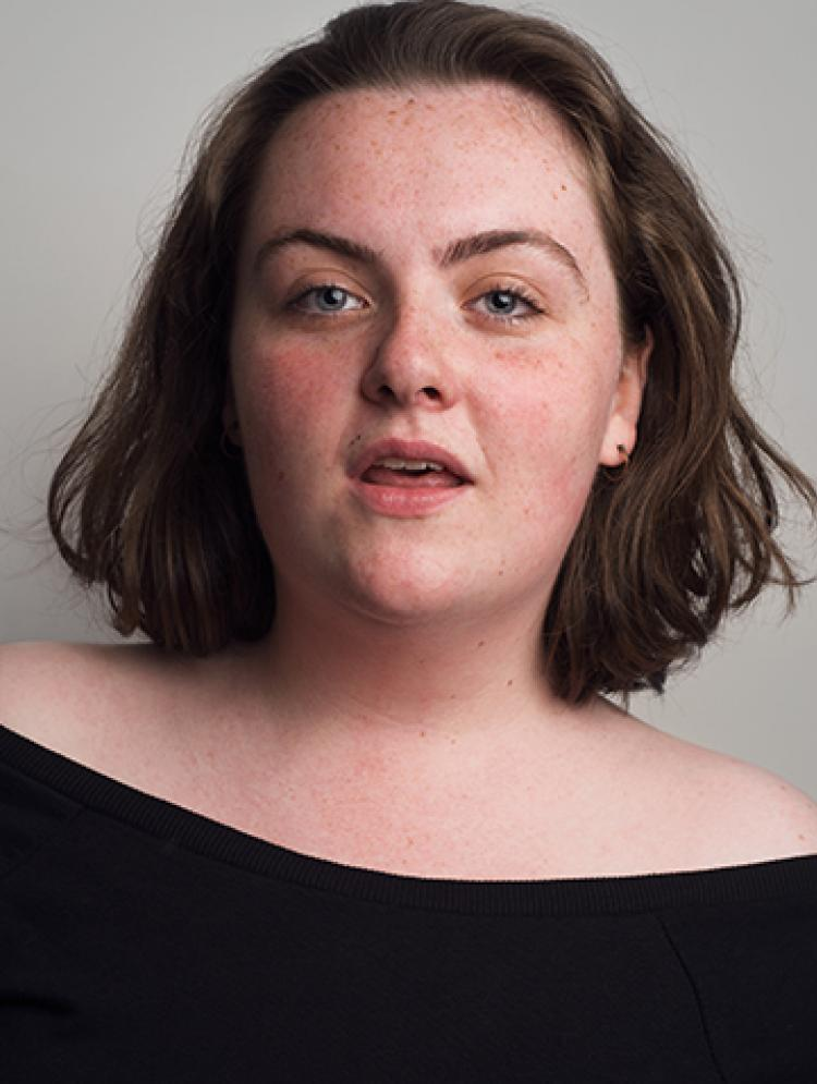 Photo of Emily Cundick - <em>HORATIO</em>