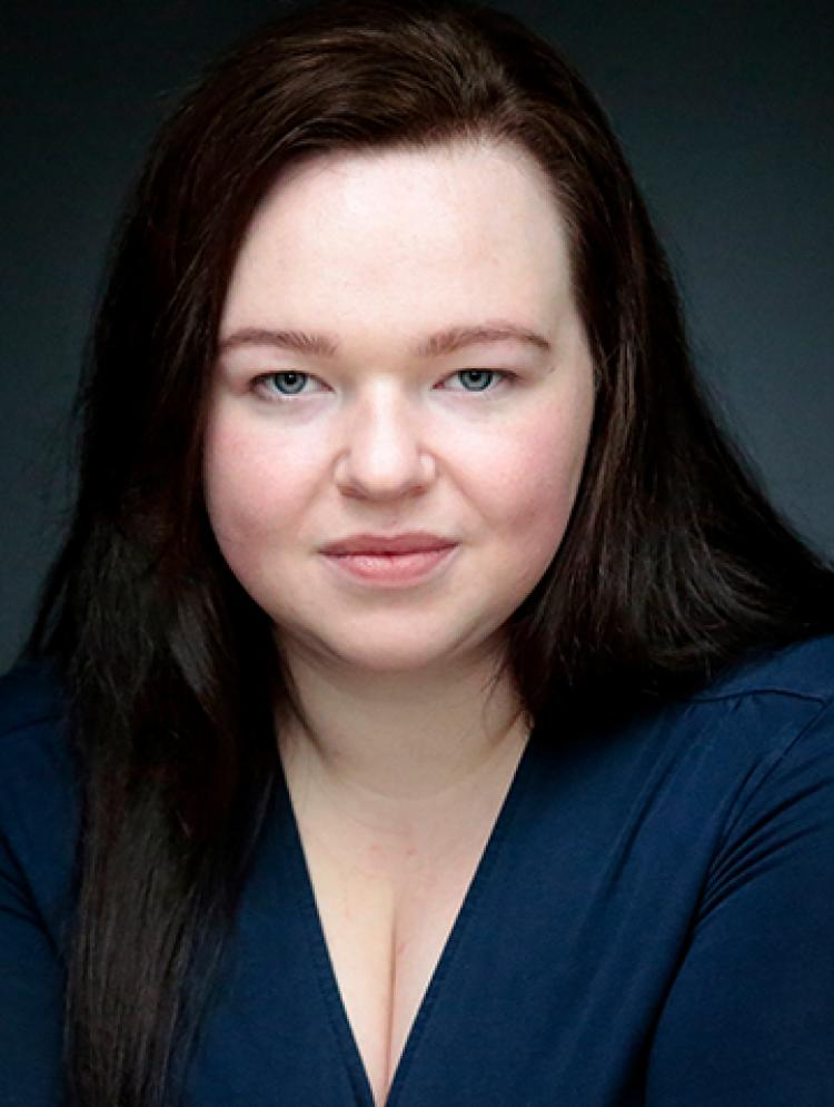 Photo of Lauren Hadley