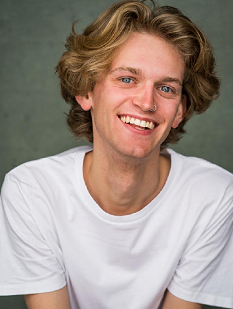 Photo of Frederik Pahus