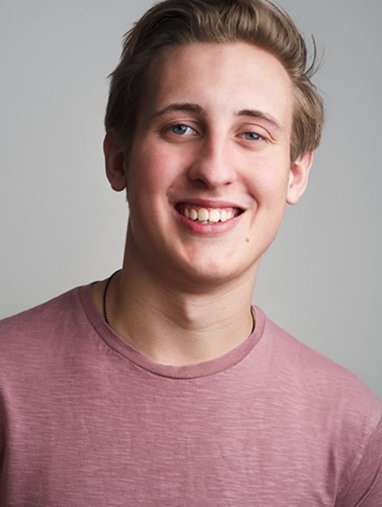 Photo of Jamie Stephenson-Glynn