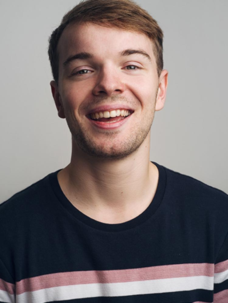 Photo of Ben Williamson
