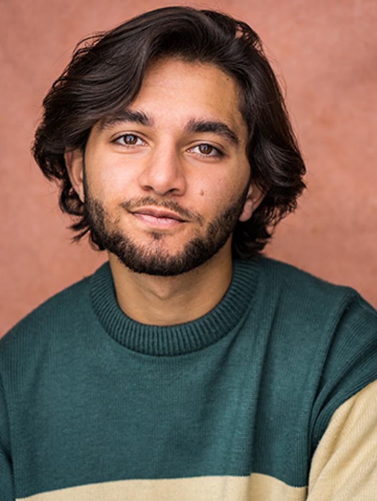 Photo of Lucca Chadwick-Patel