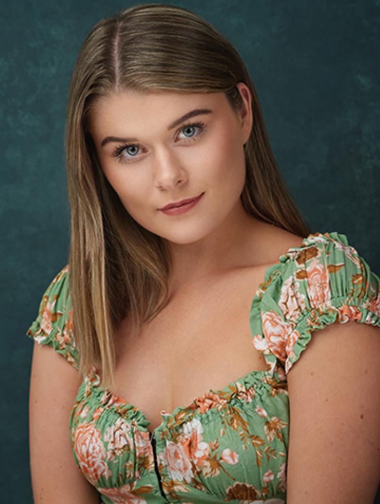 Photo of Katy Haffner