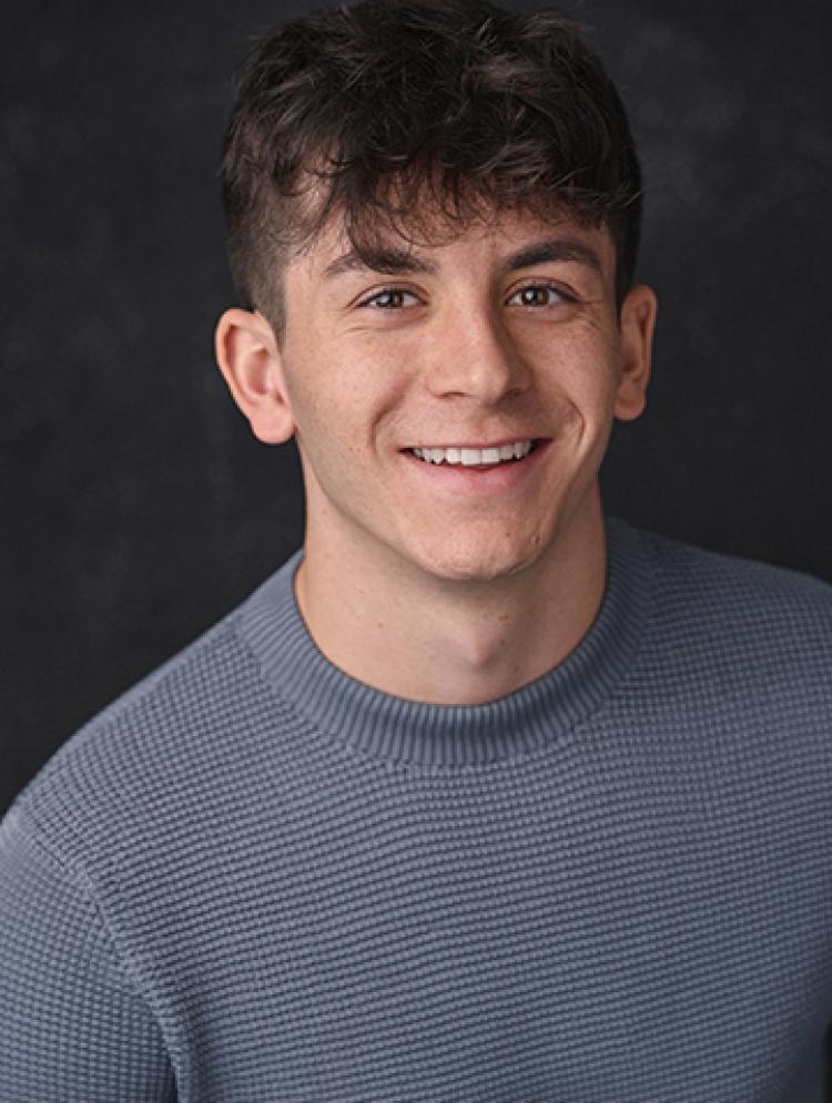 Photo of Tobias Turley
