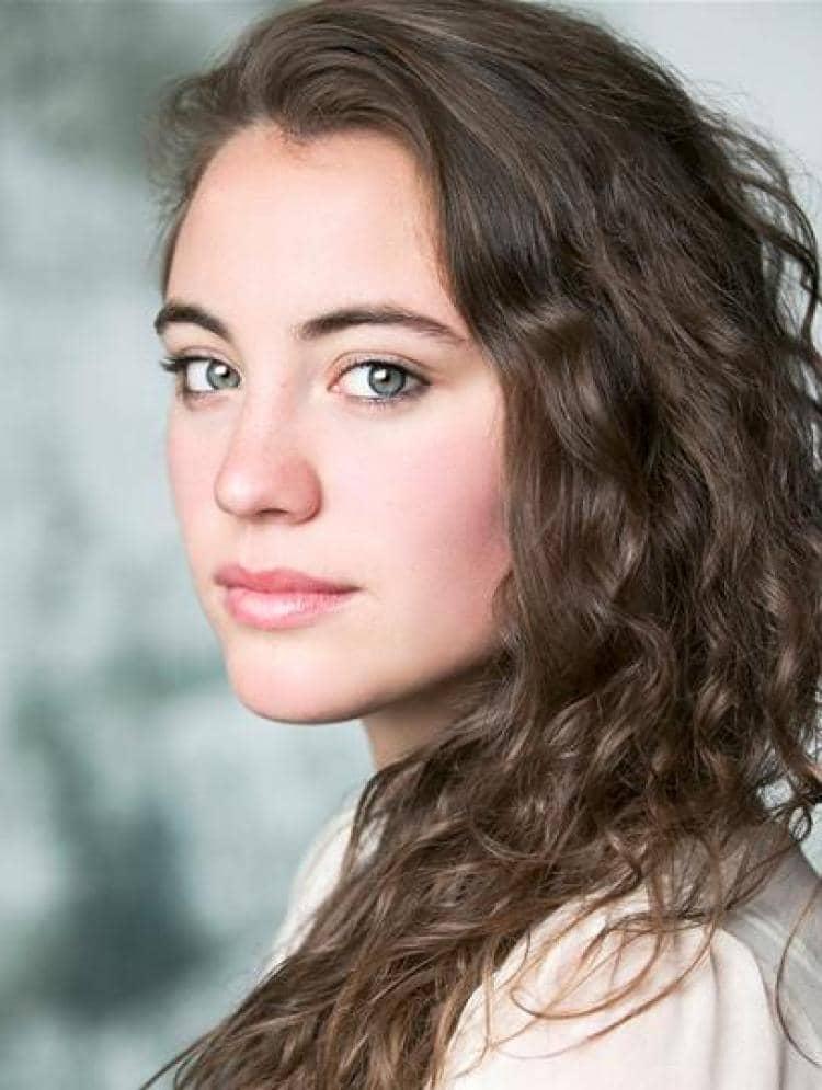 Photo of Annabelle Mackinnon-Austin