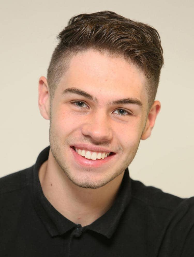 Photo of Aaron Fraser