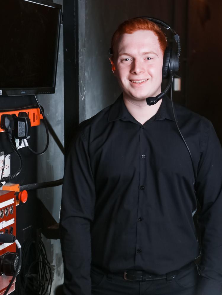 Photo of Adam Hooper