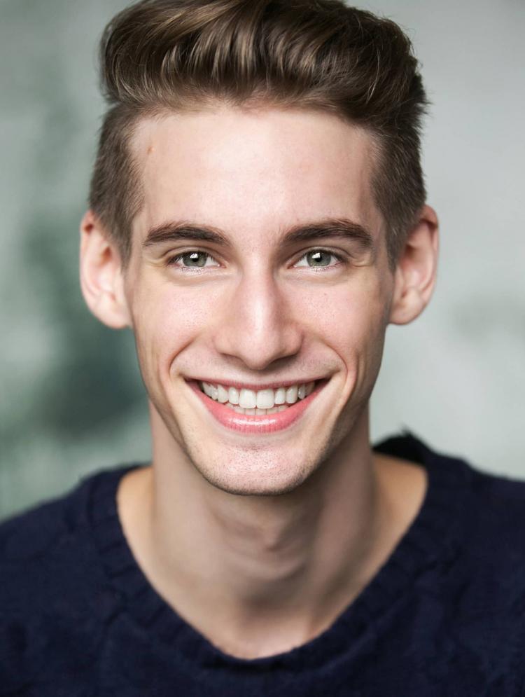 Photo of Alexander Gage