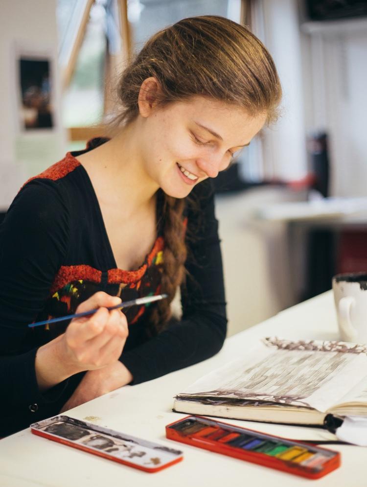 Photo of Amber Daniels
