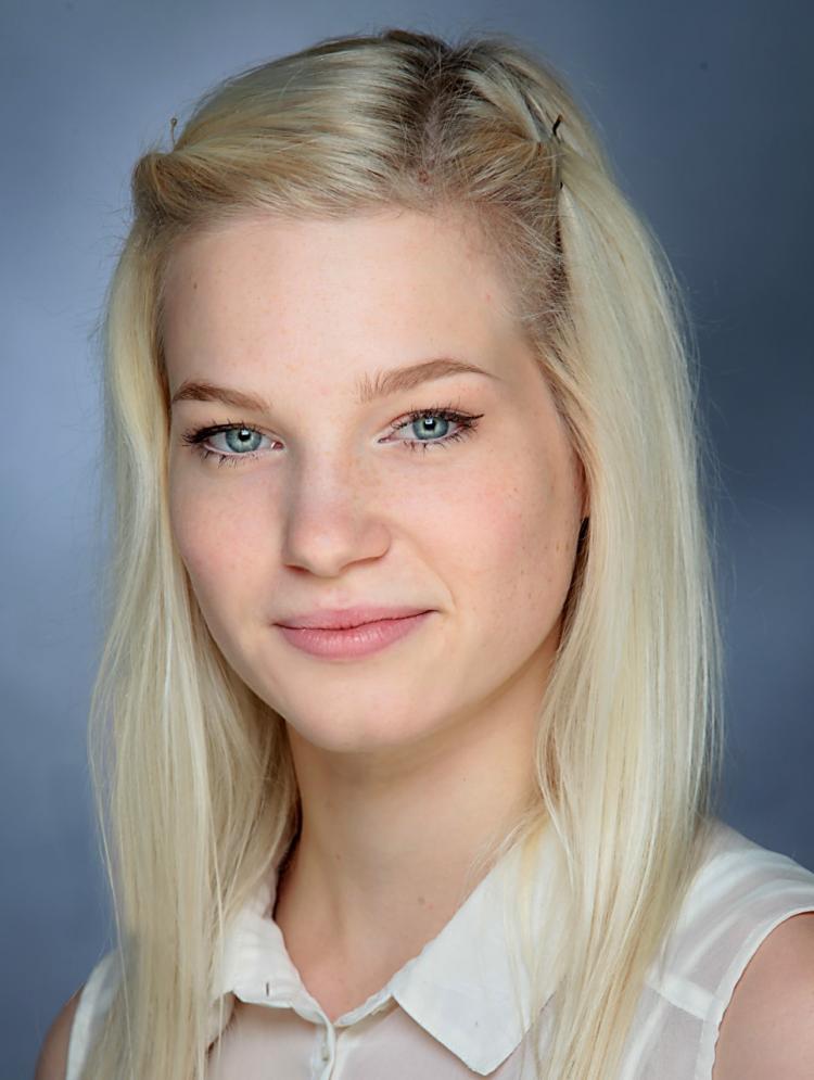 Photo of Anne Vanderelst
