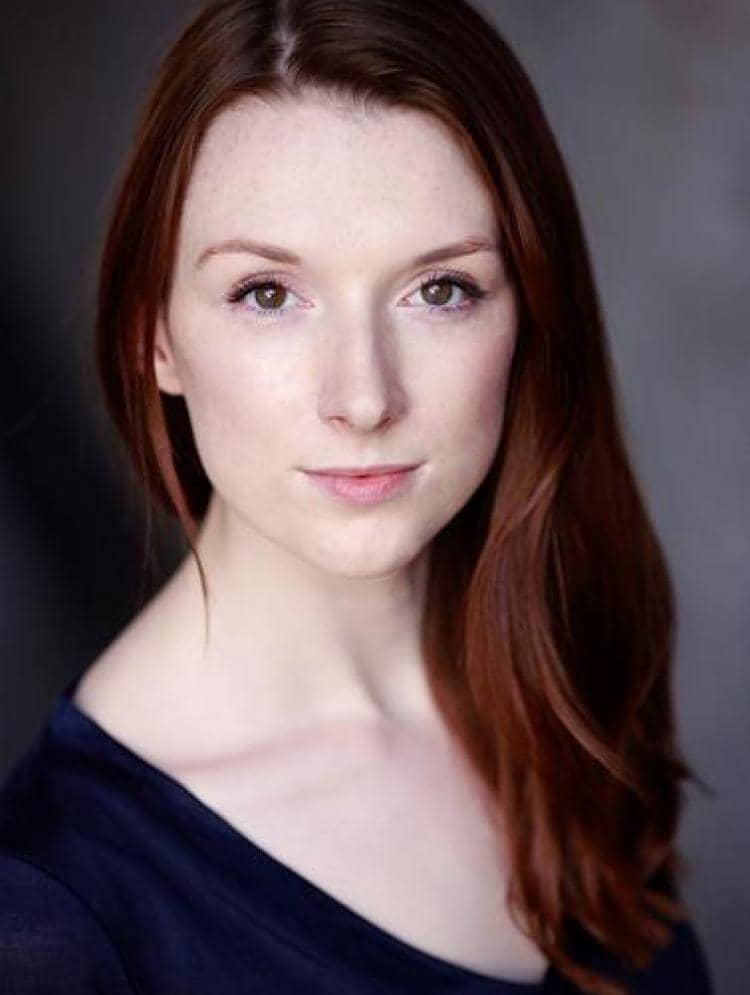 Photo of Charlotte James