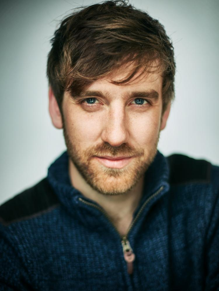 Photo of Caleb Mitchell
