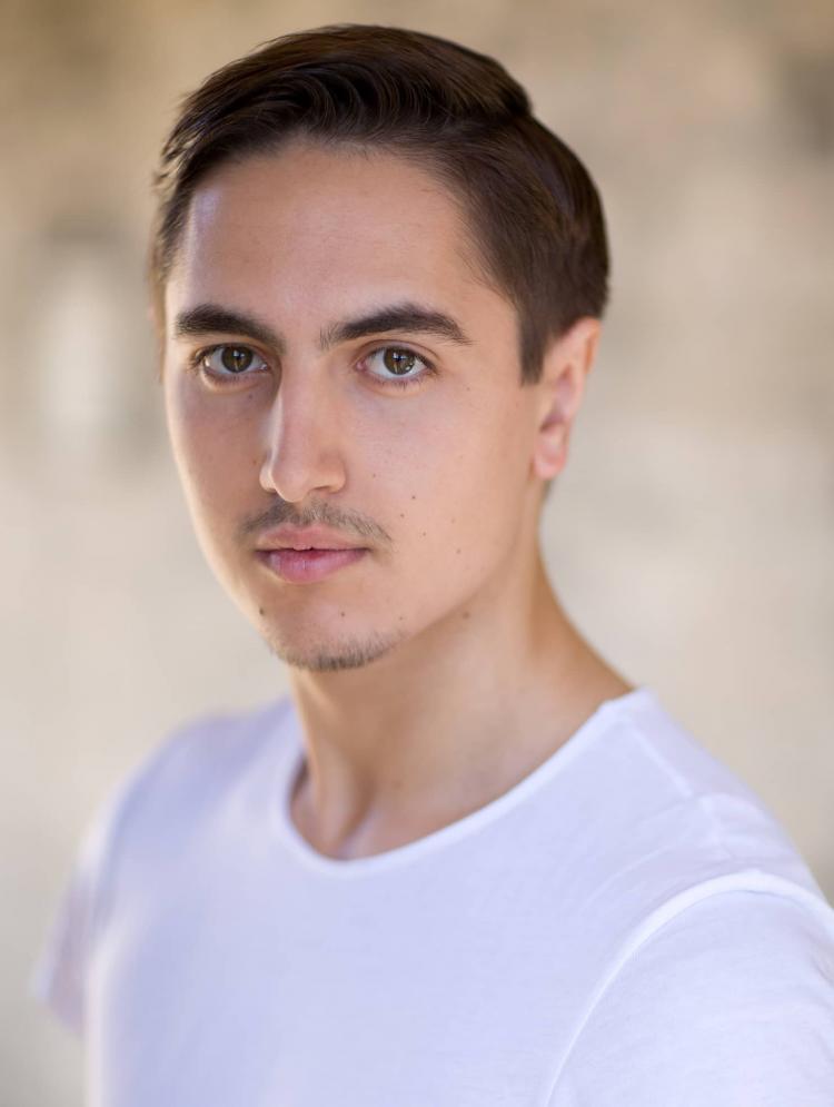 Photo of Connor Carson