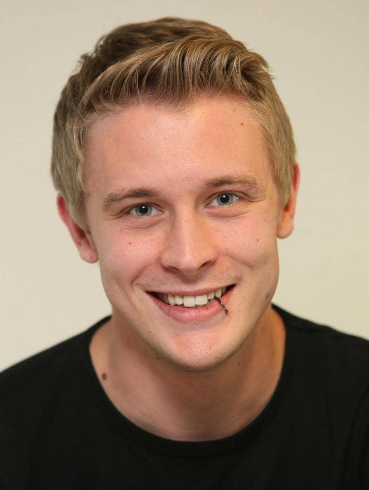 Photo of Danny Barlow