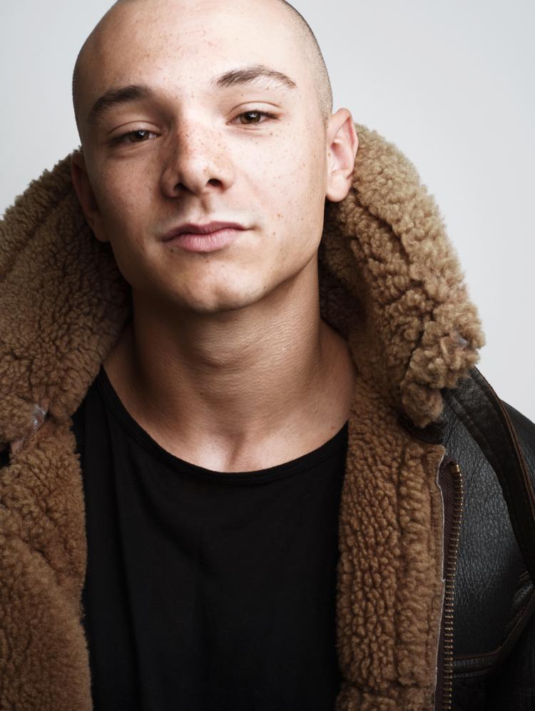 Photo of Dillon Scott-Lewis