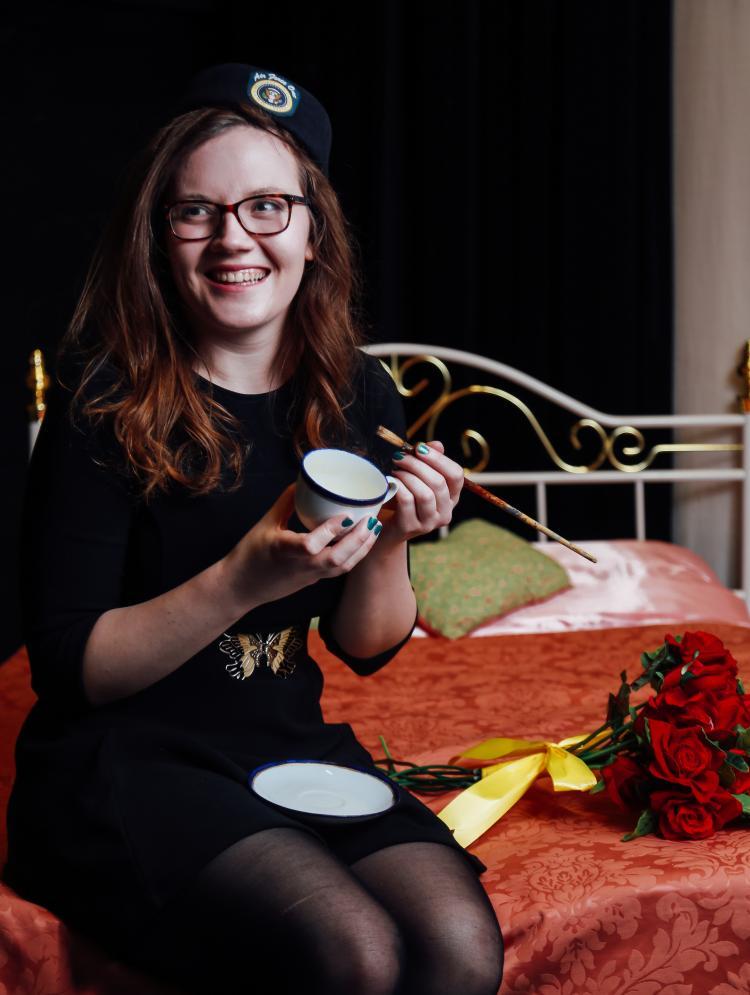 Photo of Emily Arnold