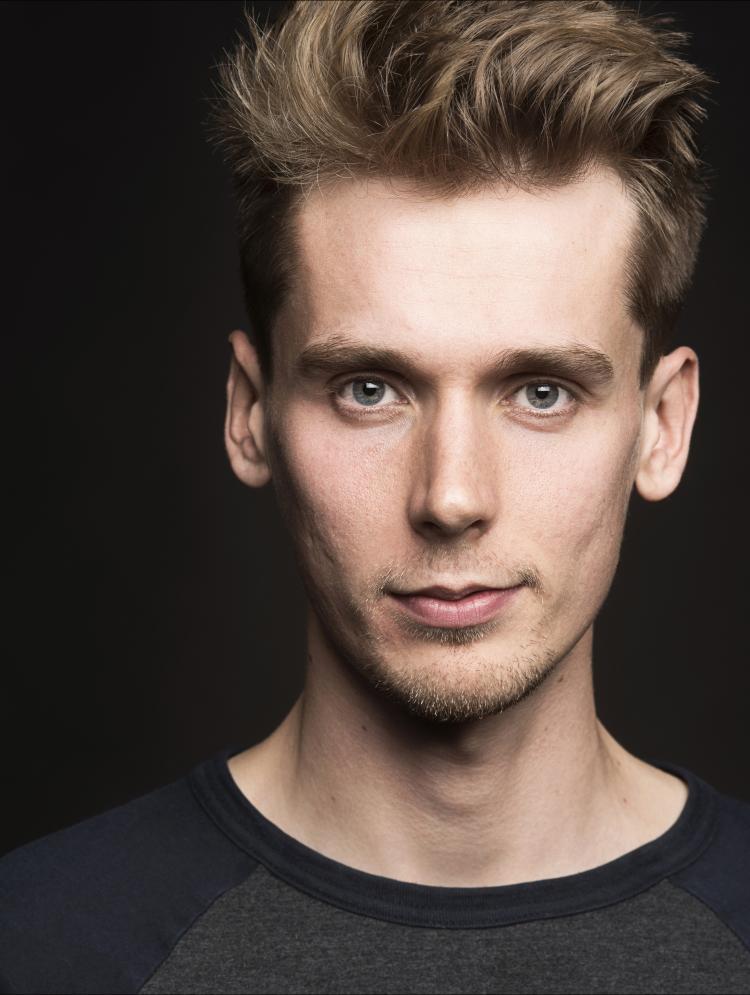 Photo of Grant Harris