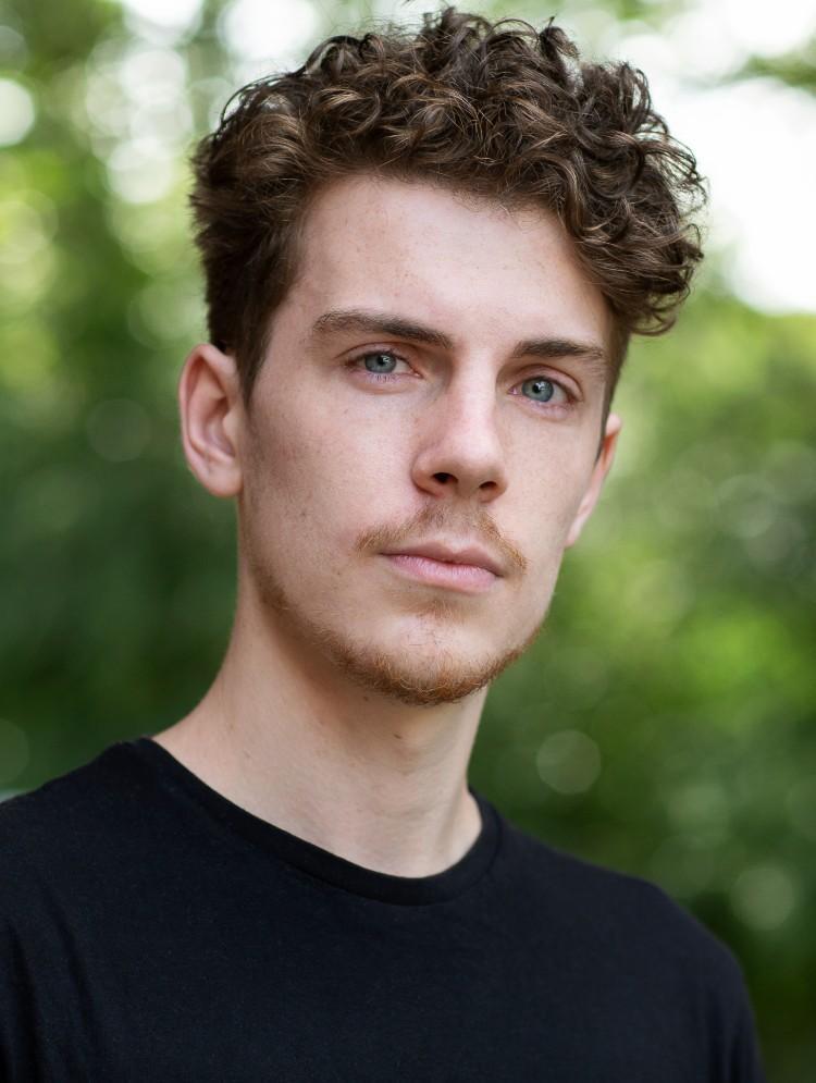 Photo of James Qualtrough