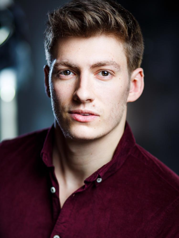 Photo of Joshua Wichard