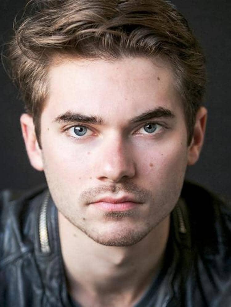 Photo of Luke Rees-Oliviere