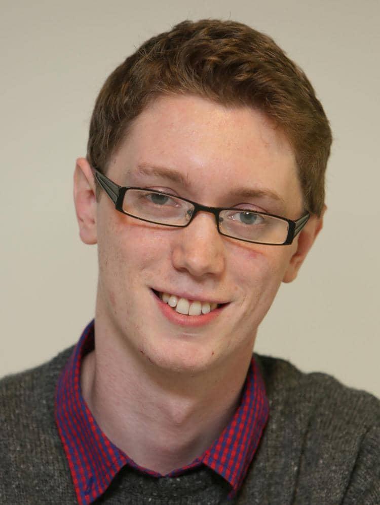 Photo of Oisin Clarke