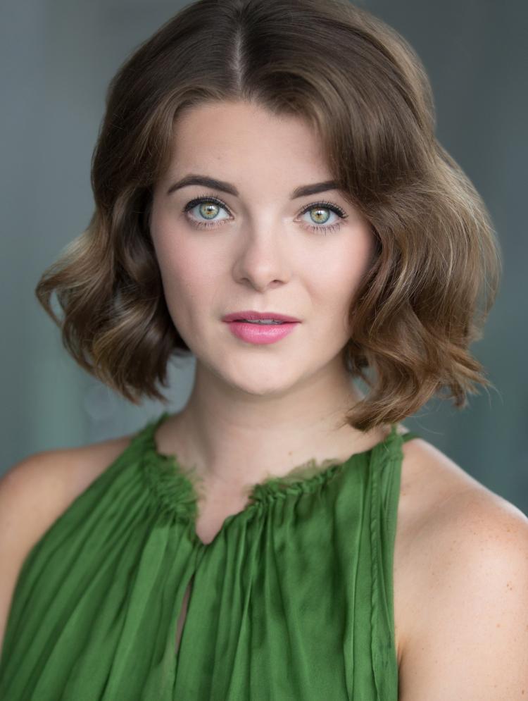 Photo of Olivia Alexander