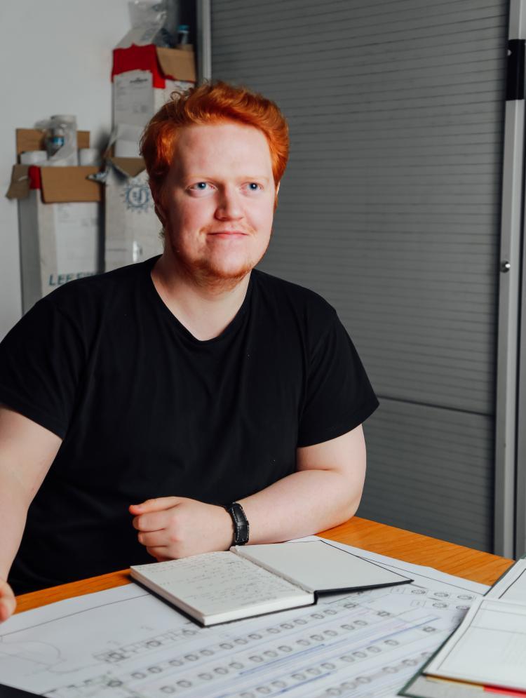 Photo of Paul Lennox