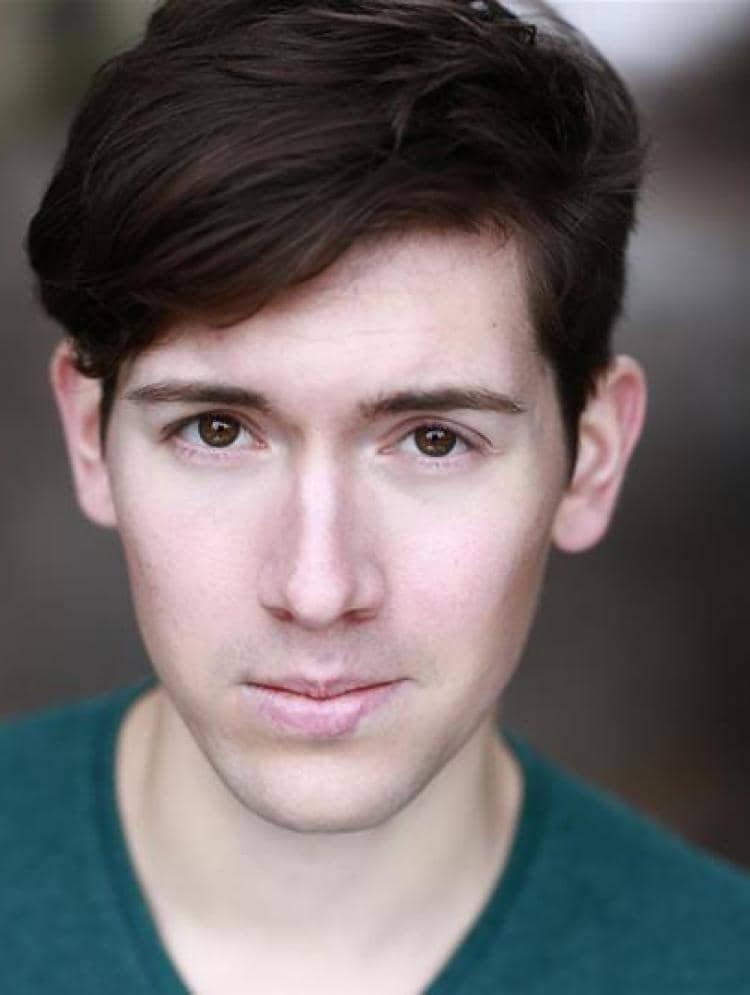 Photo of Simon Christian
