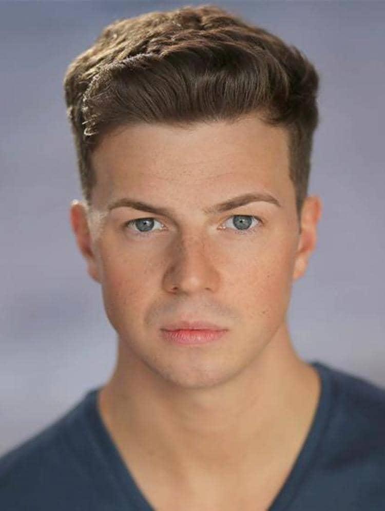 Photo of Stephen Patrick