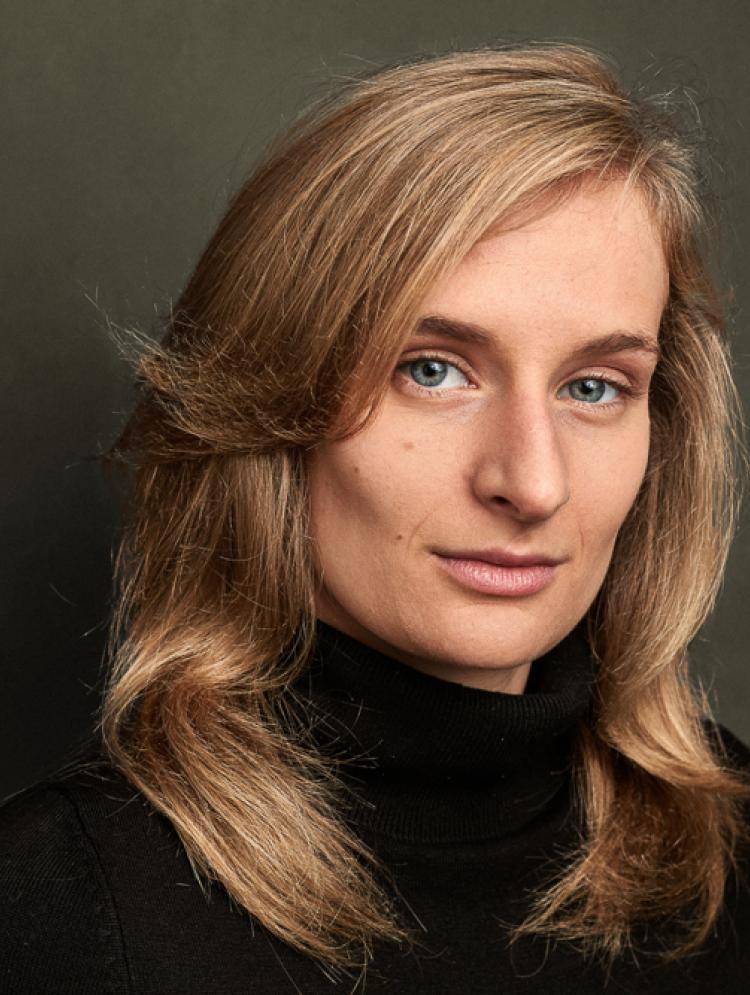 Photo of Saskia Douglas