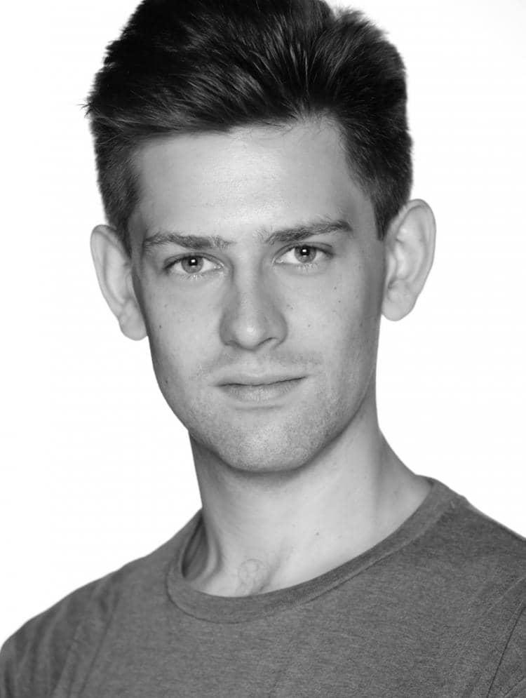 Photo of Simon Halstead