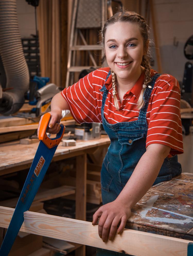 Photo of Tia Stratford-Smith