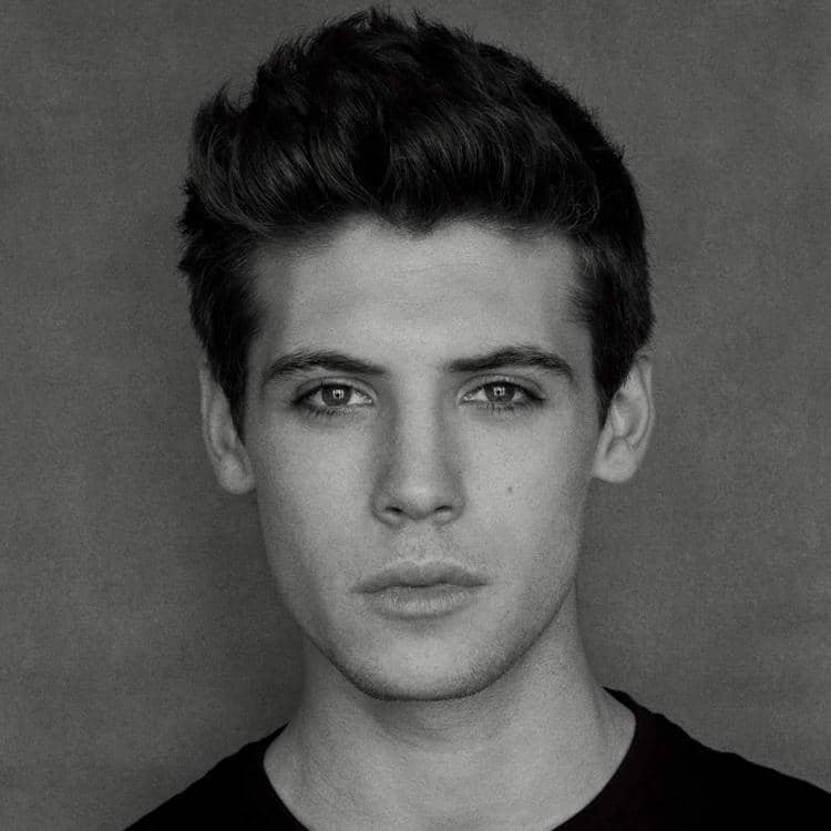 Ned Porteous, BA (Hons) Acting
